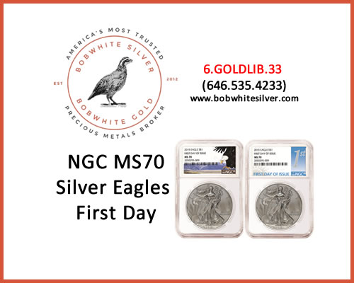NGC-MS70-Silver-Eagles-First-Day-BSBG